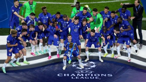 UEFA Release Latest Club Rankings, Three Premier League Teams In Top Five