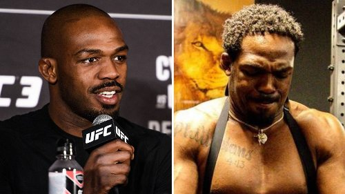 Jon Jones' JACKED Body Transformation Teased As UFC Legend Edges Closer To Heavyweight Debut