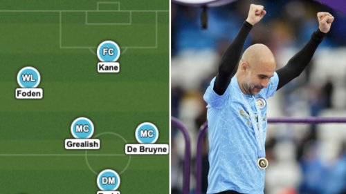 Manchester City's Squad Depth With Additions Of Jack Grealish And Harry Kane Is Frightening