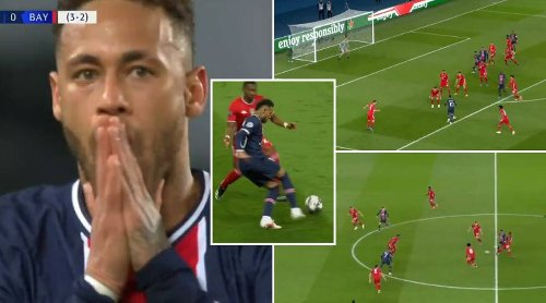 Neymar Vs Bayern Munich Compilation 'Shows Why He Is Unstoppable At His World-Class Best'