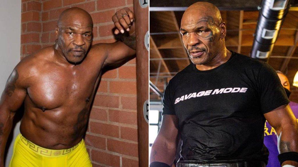 Tyson Fury - cover
