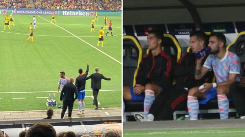 Rio Ferdinand Says He Would Have Told Cristiano Ronaldo To 'Sit Down' After Touchline Antics