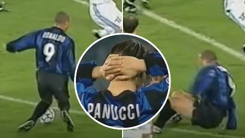 Ronaldo Nazario Suffered One Of Football's Most Horrific Injuries 21 Years Ago Today