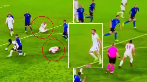 Harry Kane & Kalvin Phillips Were 'Brought Back To Life' Against Italy, Exactly Like Immobile