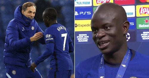 N'Golo Kante's Incredibly Humble Response When Asked Where He'd Love To Go On Holiday