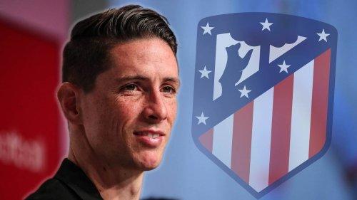 """""""Die rot-weiße Legende kehrt zurück"""": Fernando Torres wird U19-Trainer von Atlético"""
