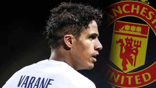 Bericht: Wechsel von Varane von Real zu ManUnited steht bevor