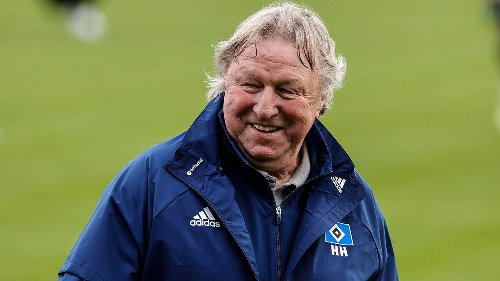 Hrubesch erklärt: Deshalb glaube ich noch an den HSV-Aufstieg