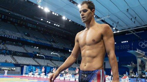 Ungeimpft und ohne Maske: US-Lagenschwimmer Michael Andrew polarisiert bei Olympia weiter