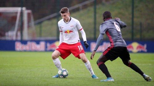 RB Leipzig verlängert mit Fabrice Hartmann und verleiht ihn nach Paderborn