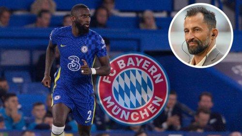 Salihamidzic spricht über Rüdiger - Kein Kommentar zu Werner und Süle