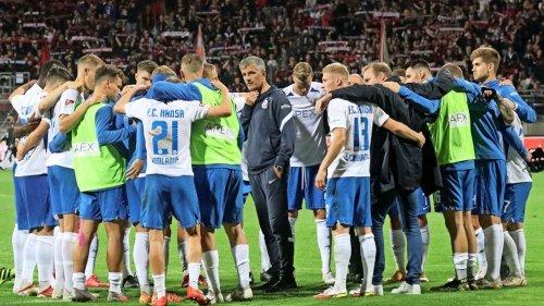 Hansa Rostock: Trainer rechnet mit umkämpftem Duell