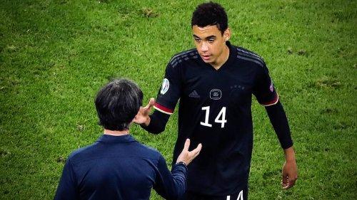 """DFB-Youngster und Bayern-Talent Musiala: """"Das bringt mich weiter"""""""