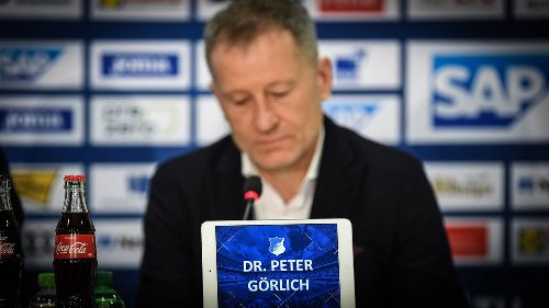 Hoffenheim trennt sich von Geschäftsführer Görlich – TSG-Mäzen Hopp liefert Begründung