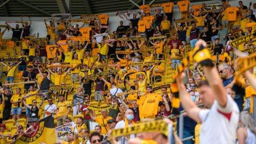 Dynamo Dresden setzt gegen Paderborn auf viele Fans im Rücken