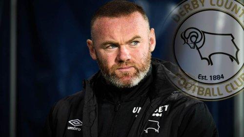 Derby County meldet Insolvenz an: Rooney-Klub nach zwölf Punkten Abzug Tabellenletzter