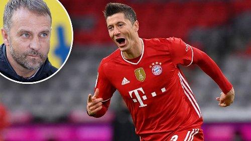 Bayern-Trainer Flick: Lewandowski kurz vor Comeback - Goretzka fehlt weiter