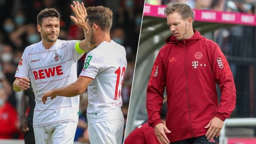 Nagelsmann verliert erstes Match als Bayern-Trainer: Uth schießt Köln zum Testspiel-Sieg