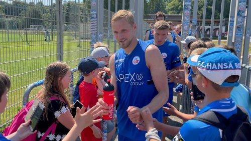 Hanno Behrens will bei Hansa Verantwortung übernehmen - und Tore schießen