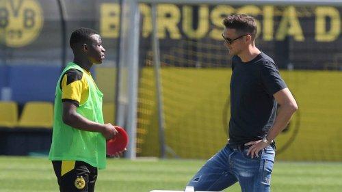 Leihe für mehr Spielzeit? BVB-Boss Sebastian Kehl erklärt Dortmunds Plan mit Youssoufa Moukoko