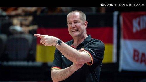 Basketball-Bundestrainer Henrik Rödl über das Olympia-Turnier, Joshiku Saibou und Michael Jordan