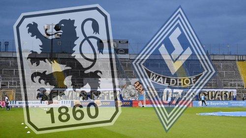 """""""Mehrere Corona-Ausbrüche"""": Drittliga-Partie zwischen 1860 und Waldhof abgesagt"""