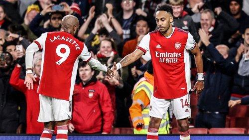 Europa-Ränge in Sicht: Aubameyang trifft bei Arsenal-Sieg gegen Aston Villa