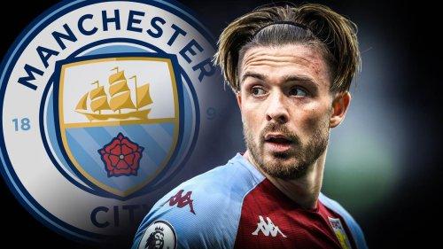 Bericht: ManCity reicht Rekord-Angebot für Villa-Kapitän Grealish ein