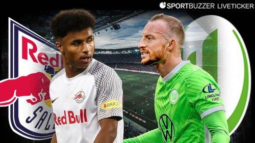 Jetzt LIVE: Der VfL Wolfsburg bei RB Salzburg