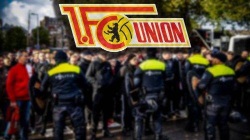 Polizei: 75 Festnahmen rund um Spiel von Union Berlin in Rotterdam