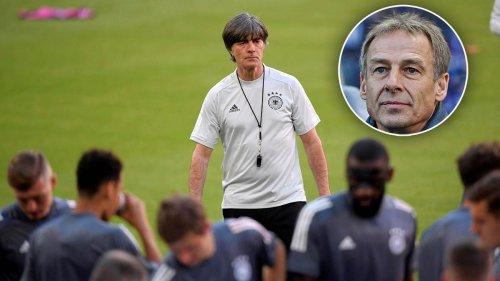 """Klinsmann über die Löw-Ära und die EM-Erwartungen: """"Halbfinale absolutes Minimum"""""""