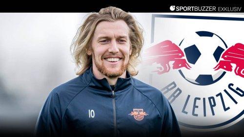 Auf Wunsch von Neu-Trainer Jesse Marsch: Emil Forsberg wird Vertrag bei RB Leipzig verlängern