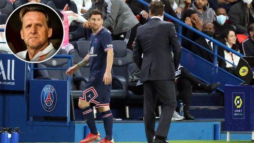 Schuster über die Messi-Auswechslung: Das muss der PSG-Star jetzt lernen