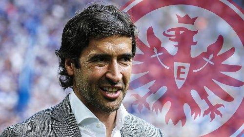Bericht: Raul als Hütter-Nachfolger? Real-Legende Kandidat in Frankfurt