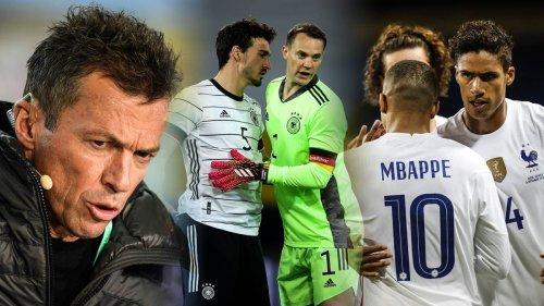 Von Aufstellung bis Ergebnis: Das sagt Matthäus zum DFB-Spiel gegen Frankreich