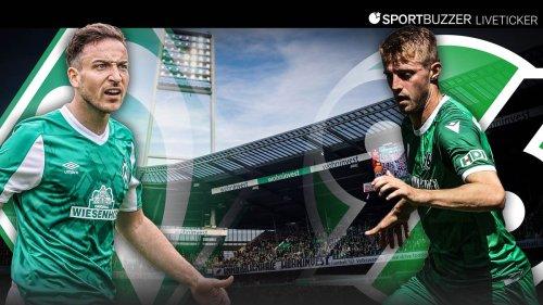 2. Bundesliga im Liveticker: Werder Bremen empfängt Hannover 96