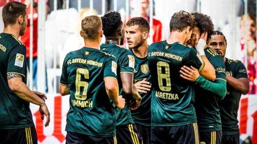 FC Bayern wie im Rausch: Vier-Tore-Halbzeit gegen den VfL Bochum