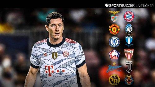 Champions League: FC Bayern, Chelsea und ManUnited