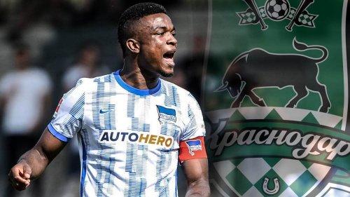 Offiziell: Cordoba verlässt Hertha nach einer Saison – Berliner kassieren hohe Ablöse