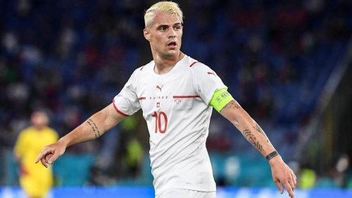 Nach Corona-Fall bei Xhaka: Schweizer Fußball droht Impfdiskussion