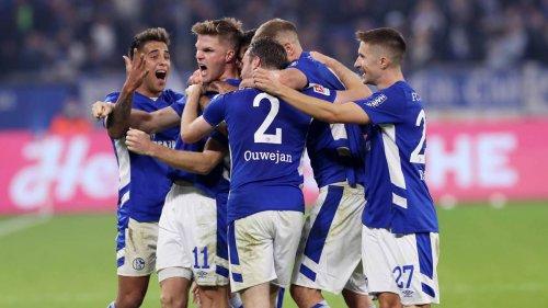 Souveräner Heimsieg gegen Dresden: Schalke zieht mit Spitzenreiter St. Pauli gleich