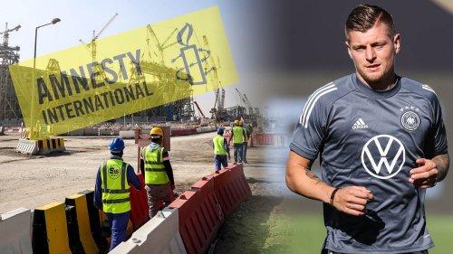 Amnesty und Kroos gegen Katar-Boykott: WM-Bühne nutzen