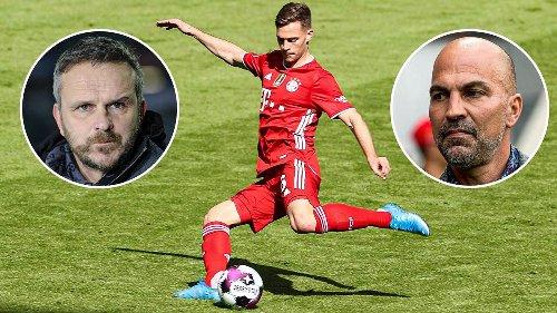"""""""Turnt zu viel woanders herum"""": Experten üben Kritik an Bayern-Star Joshua Kimmich"""
