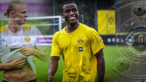 BVB-Juwel Moukoko über Haaland und seine Ziele in Bundesliga & Co.