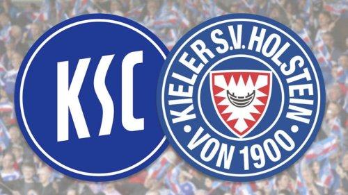 Karlsruher SC - Holstein Kiel: Liveticker rund um das Spiel