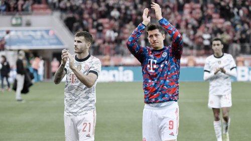 Was Robert Lewandowski und Joshua Kimmich an Bayerns Fünf-Tore-Halbzeit gegen Leverkusen kritisieren