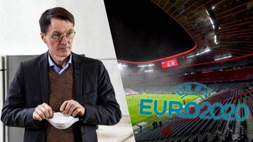 """Lauterbach: Deshalb ist eine EM-Austragung in zwölf Ländern """"verantwortungslos"""""""