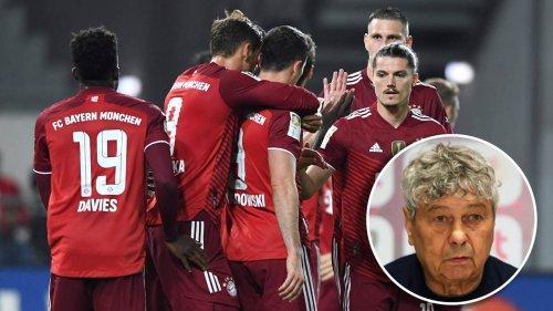 "FC Bayern ""größter Favorit"" auf CL-Titel: Kiew-Trainer lobt ""Maschine"" FCB"