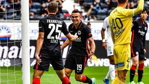Neuzugänge treffen: Lenz und Borré schießen Frankfurt zu Sieg gegen Saint-Étienne