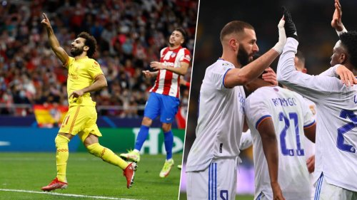 Champions League kompakt: Spektakel-Sieg für Liverpool dank Salah - Real rehabilitiert sich